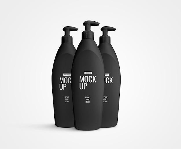 Макет бутылочного насоса