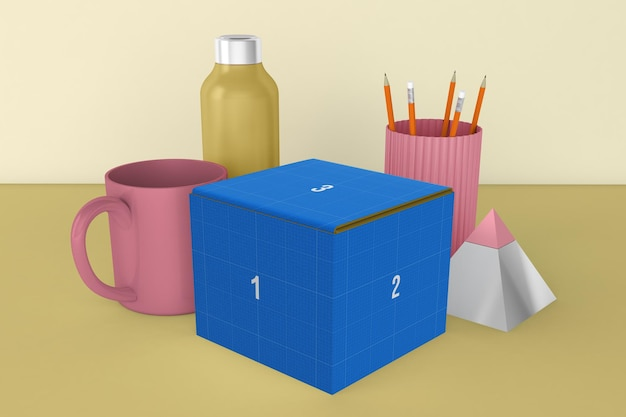 Box desktop