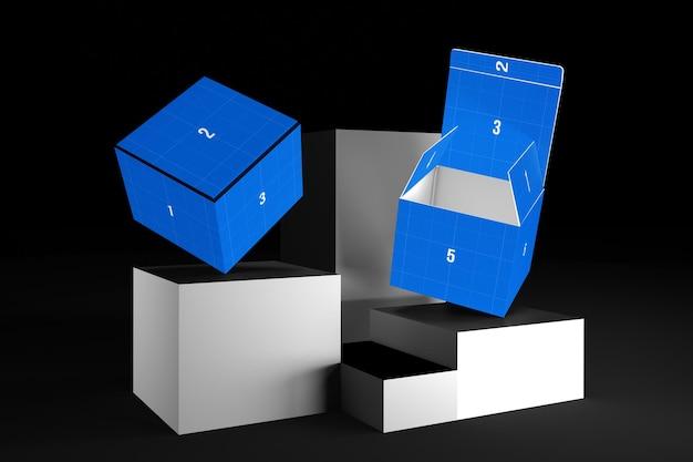 Box on levels