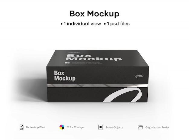 상자 모형