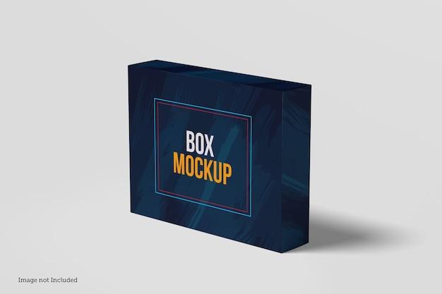 Коробка мокап