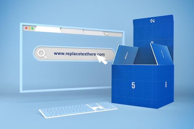 Box website