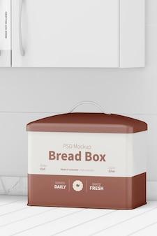 빵 상자 목업, 관점