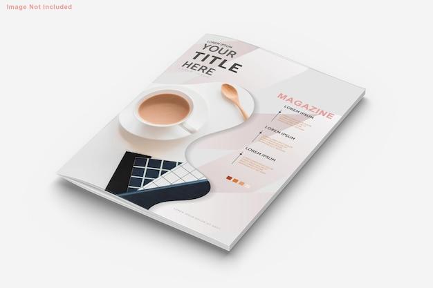 Дизайн макета брошюры и журнала