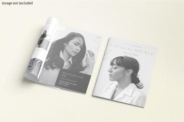 Брошюра-каталог макет