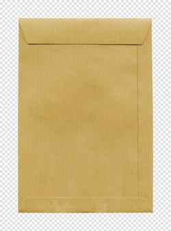 茶色の紙封筒