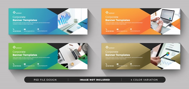 Business banner collection