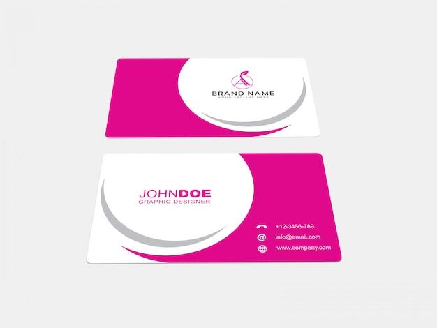 Business card mockup 05
