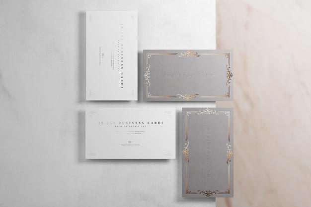 Макеты визиток