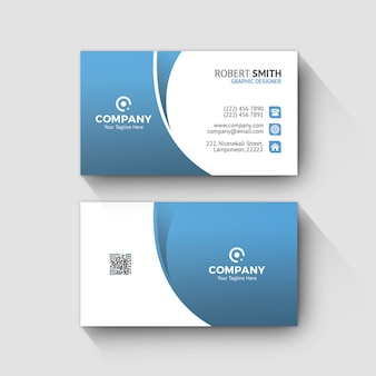 Business Card Tempalte