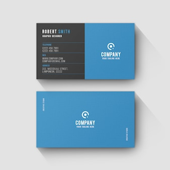Business card template 0059