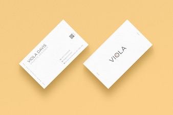 Business card mockup vectors photos and psd files free download business card template cheaphphosting Choice Image