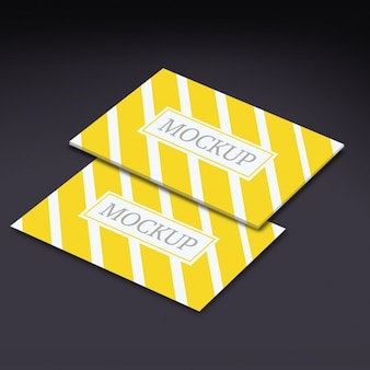 Business cards template Free Psd