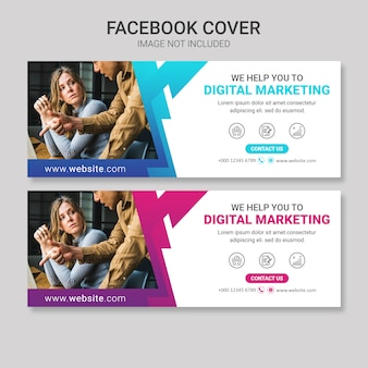 Business marketing facebook cover