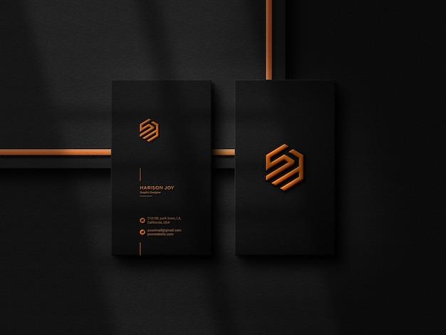 비즈니스 웹 배너 소셜 미디어 표지 디자인 모형