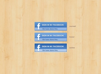 Button facebook facebook button facebook signin