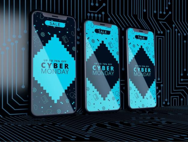 Купить сейчас предложение телефонов cyber monday