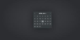 Calendar Datepicker