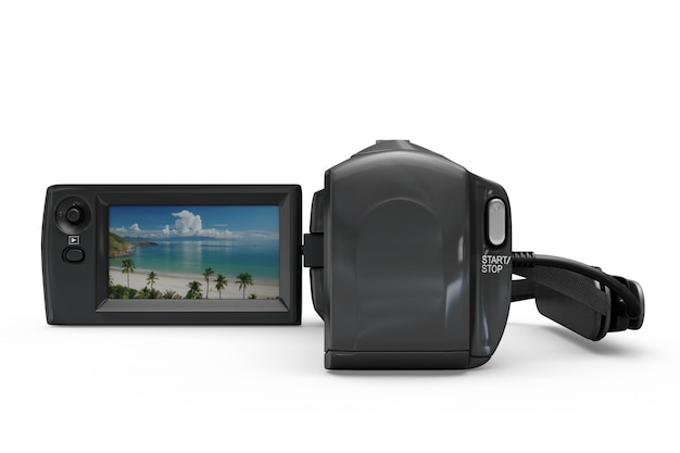 Fotocamera mockup