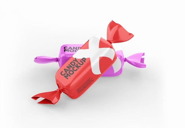 Psd-файл candy mockup
