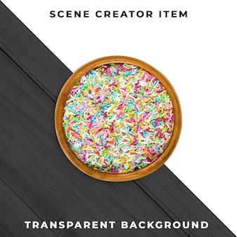 Candy transparent psd