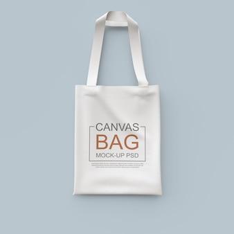 Canvas bag mockup Premium Psd