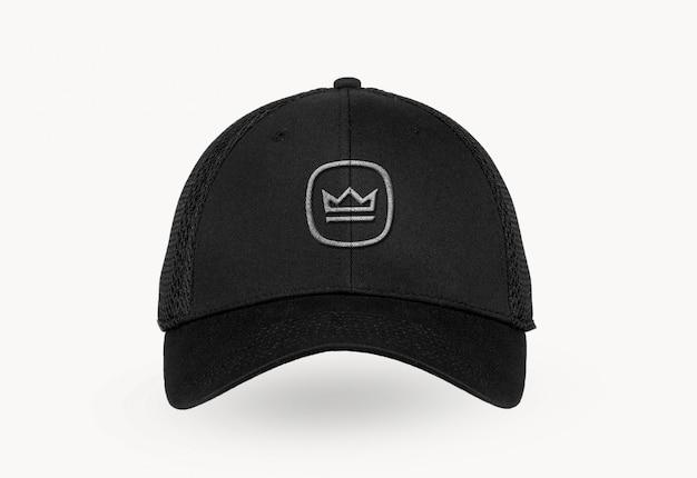 Cap logo mockup