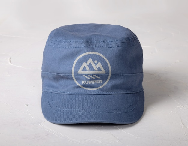 Cap mockup isolated