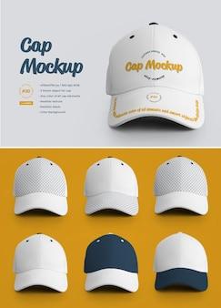 모자 모형