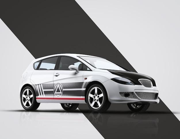 자동차 모형 디자인