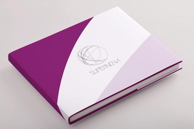 Catalog mock up design