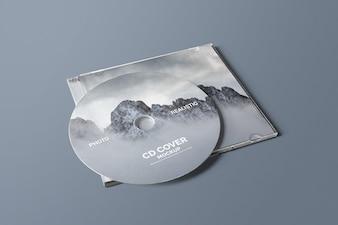Обложка для CD / DVD