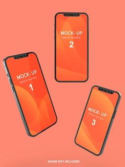 Cellphone mockups