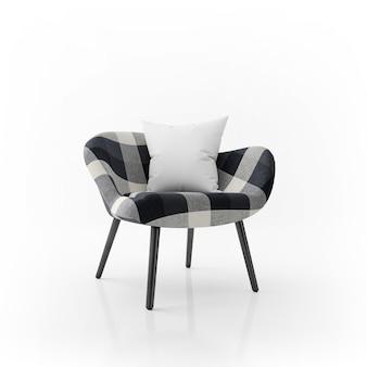 Sedia e cuscino