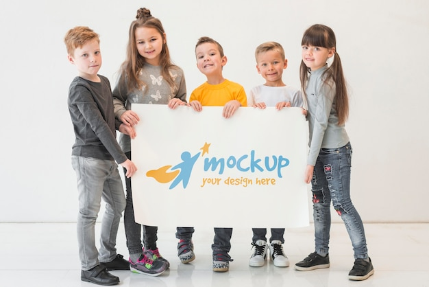 Макет концепции детского сообщества