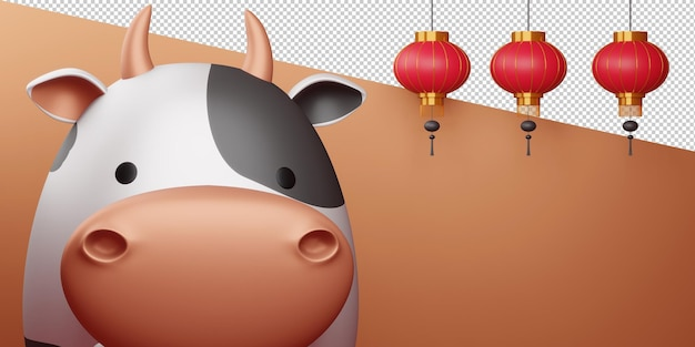 Chinese new year, year of the ox.