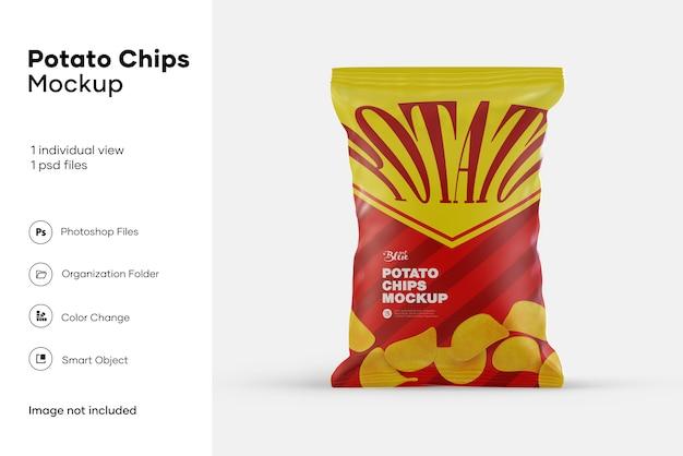 Chips mockup