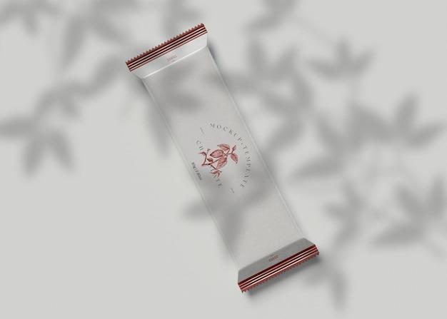 초콜릿 바 모형