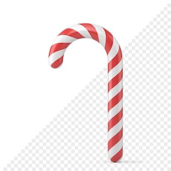 Рождественские леденцы 3d значок