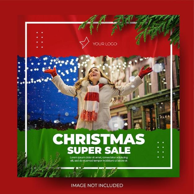 クリスマスコレクションのinstagramの投稿