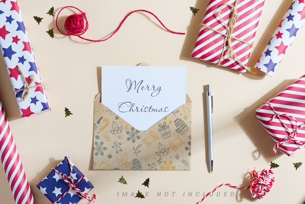 Santa Letter PSD, 20+ High Quality Free PSD Templates for Download