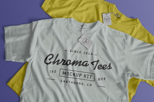 Chromatees футболка макет
