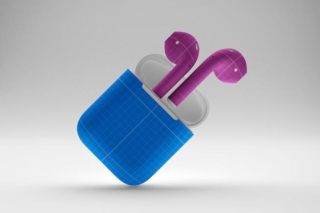 깨끗한 이어폰 모형 v.2