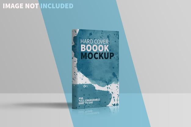 Крупным планом на постоянный макет книги изолированные