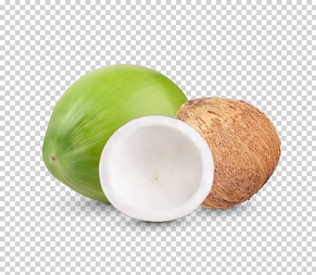 ココナッツ分離