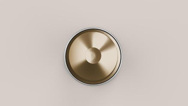 Coffee capsules pods mockup