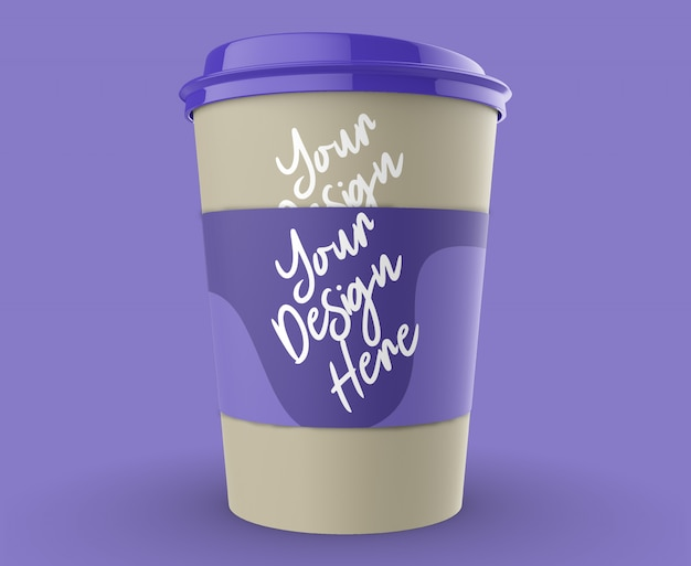 Coffee cupmockup