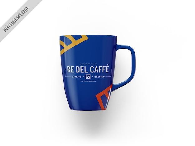 Кофейная кружка макет