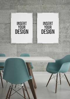Цвет детальный дизайн интерьера