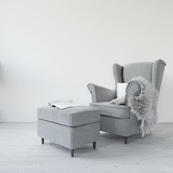 Comfortable modern chair